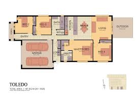 Sopranos House Floor Plan by Falling Water Guest House Floor Plan