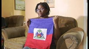 Haitian Flag Shirts Student Upset After Being Told To Remove Haitian Flag Bandana At