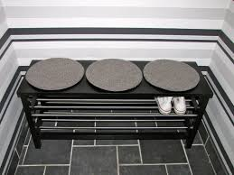 bench with shoe storage u2013 awesome house ikea plans with bench