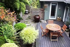 lawn u0026 garden minimalist garden features design ideas with wood