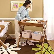 Changing Table For Babies Organizing Your Baby S Changing Table Shoppersbase