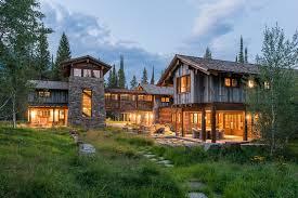 wyoming house phillips ridge carney logan burke architecture firm u0026 design