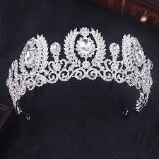 bridal tiara diadem bridal tiara for brides hadassah bridal house