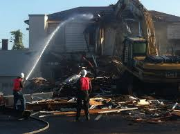 cremation clearwater fl early moss feaster funeral home location is razed after 70 years