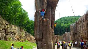 documentary the world u0027s largest outdoor climbing structure youtube