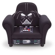 Toddler Chair And Ottoman Set by Delta Children Star Wars Deluxe Upholstered Chair Darth Vader