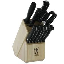 j a henckels international fine edge pro 12 pc knife block set