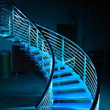 Illuminated Handrail Efficient Tec International Home