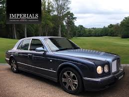 bentley arnage red label used bentley arnage cars for sale motors co uk