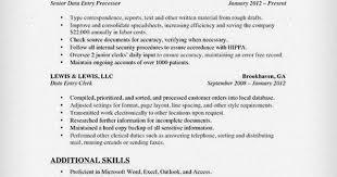 Data Entry Sample Resume by Data Entry Resume Sample 2015 Notes Pinterest Data Entry