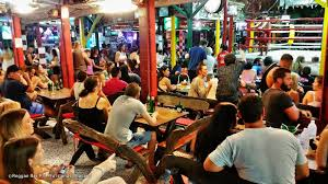 phi phi reggae bar tonsai village nightlife