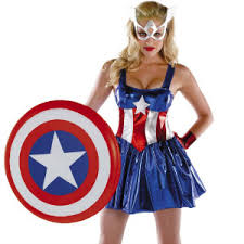 Captain America Halloween Costumes Ultimate Halloween Nail Art Guide
