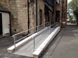 Disabled Handrails Wheelchair Ramps In Edinburgh Glasgow And Lanarkshire