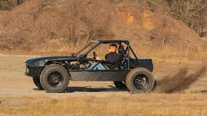 nomad car for sale the exocet off road is a lifted post apocalyptic mazda miata