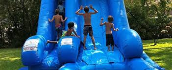 Water Slides Backyard by Dfwchild Backyard Water Slide Party