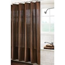 canopy solid stripe shower curtain review