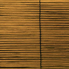 Burnt Bamboo Roll Up Blinds by Amazon Com Radiance 0108117 Fruitwood Imperial Matchstick Bamboo