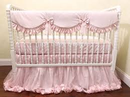 baby bedding crib bedding set giselle pearl pink pale pink