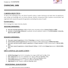 resume format for fresher teachers doctors resume format for teachers job elementary teacher resume sle