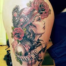 best 25 gypsy tattoos ideas on pinterest gypsy drawing