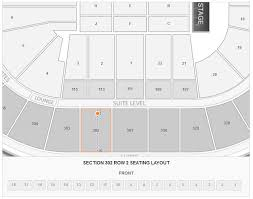 Td Garden Layout How Many Seats Are In Section 302 Row 2 At Td Garden