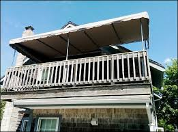 American Awning Custom Deck Awnings And Patio Canopies To Fit Any Space In