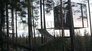 tree hotel sweden treehotel i harads swedish lapland youtube