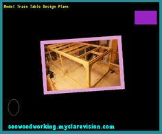 Model Train Table Plans Free by Ho Train Table Plans 104429 Woodworking Plans And Projects