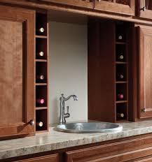platinum wall mount delta cassidy kitchen faucet two handle side