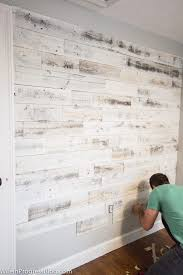 bathroom accent wall ideas reclaimed wood wall the easiest way to create a stunning accent