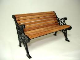 Wrought Iron Bench Wood Slats Park Bench Plans Wood On Popscreen