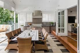 Traditional Queenslander Floor Plan How To Give A Traditional Queenslander A Modern Makeover