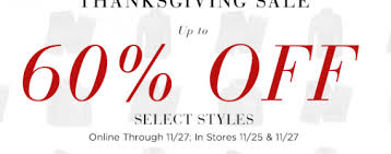save 60 in black friday preview sale at saks fifth avenue