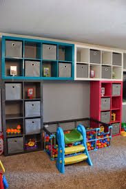 Unfinished Basement Storage Ideas 12 Best Play Room Home Images On Pinterest Unfinished