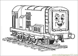thomasthetrain 10 coloring free land transport coloring