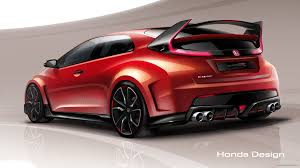 honda civic 13 2014 honda civic type r concept design sketch hd wallpaper 13