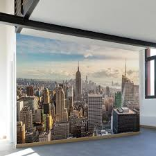 new york skyline wall mural decal 100 new york skyline wall mural decal 100