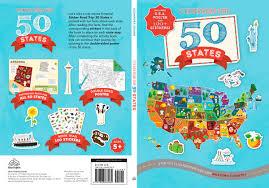 50 State Map Sara Lynn Cramb U0027s Portfolio