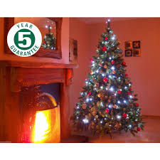 best artificial 6ft premium hinged tree real feel 1112