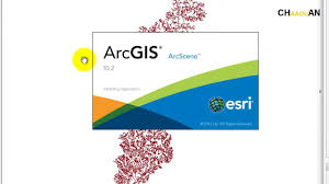 Esri Shapefile World Map by Dropping Your Shapefile And Your Maps On 3d By Arcgis 10 2