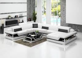 canapé cuir en u canape panoramique design stunning canap angle u alta gris angle
