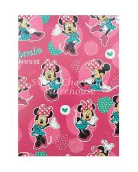 minnie mouse christmas wrapping paper minnie mouse gift wrap sheet