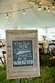 wedding seating signs 12 delightful ways to use personalized signs throughout your wedding