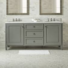 Bathrooms With Double Vanities Bathroom Furniture Vanities U0026 Bath Towers Crate And Barrel