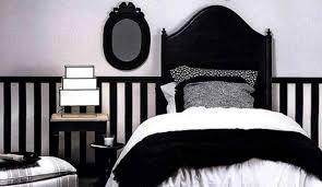 chambre noir gris ide dco chambre noir et blanc simple free deco gris blanc noir