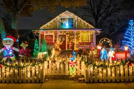 the ultimate and best light displays in dfw for 2014