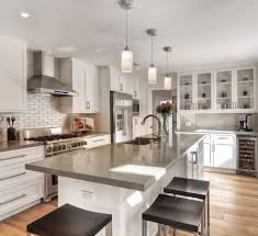 contemporary kitchen island designs best 25 contemporary kitchen island ideas on