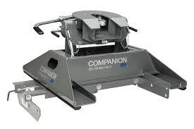 companion 5th wheel hitch single point attachment the b u0026w