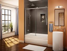 Fleurco Shower Door Fleurco Glass Shower Doors Novara Tub Enclosure