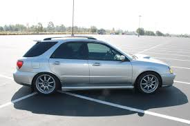 2005 subaru impreza wrx automatic us related infomation